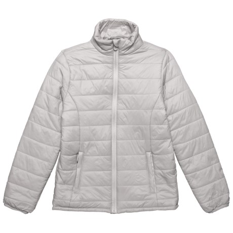 Nylon Packable Jacket - Insulated (For Big Girls)
