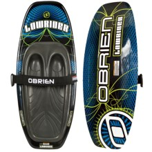 O'Brien 2013 Lowrider Kneeboard in See Photo - Closeouts