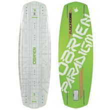 O'Brien Paradigm Wakeboard in 139 Graphic - Closeouts