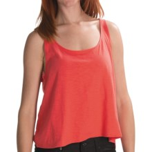 O'Neill Farina Tank Top - Cotton (For Women) in Red - Closeouts