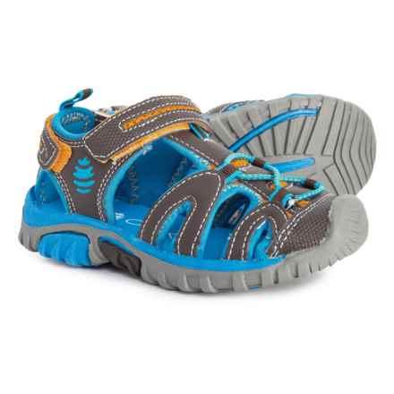 6fae89255 Oaki Rock Creek Sport Sandals (For Boys) in Blue