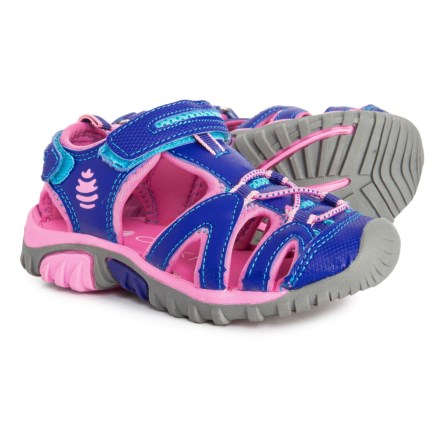 d80ac32edbc4e Oaki Rock Creek Sport Sandals (For Girls) in Purple