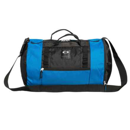 Oakley 30L Holbrook Duffel Bag in Ozone - Closeouts