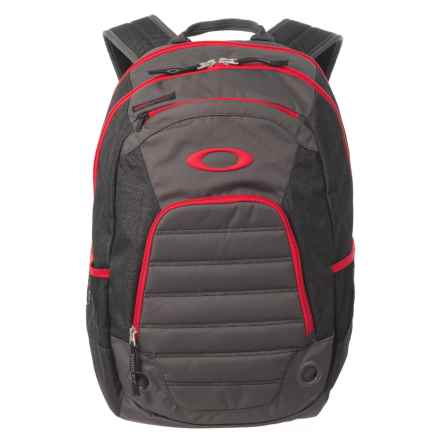 Oakley 5-Speed 26L Backpack in Red Line - Closeouts