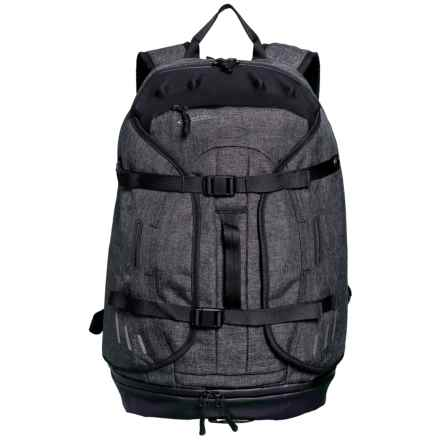 Oakley Aero Pack Backpack in Blackout - Closeouts