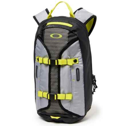 Oakley Aero Pack Light 13L Backpack - Hydration Compatible in Stone Gray - Closeouts