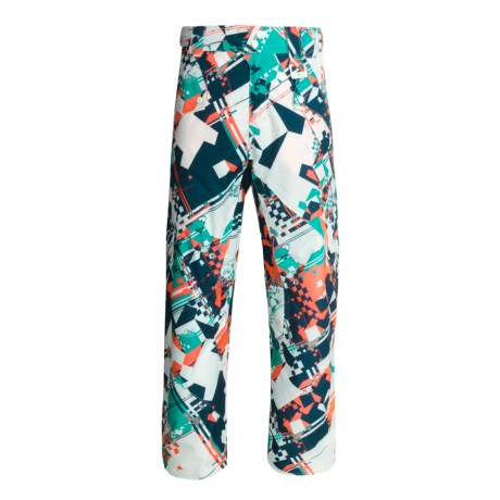 Oakley Ampiler Ski Pants - Waterproof, Insulated (For Men) in 192 White Hound