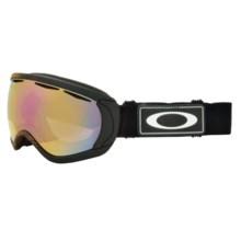 Oakley Canopy Ski Goggles - Asia Fit in Tremolo Fade/Vr50 Pink - Closeouts