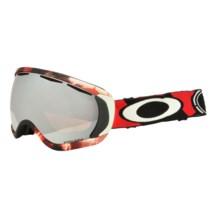 Oakley Canopy Ski Goggles - Prizm Lens in Torstein Signature Nexus/Black Prizm - Closeouts
