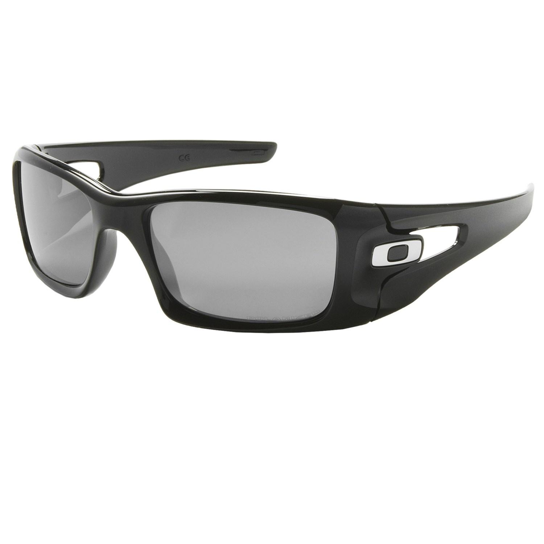 design oakley sunglasses kutx  oakley men's crankcase polished black/grey