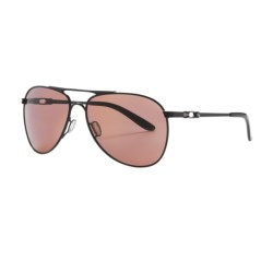 Oakley Daisy Chain Sunglasses - Polarized (For Women) in Polished Black/Oo Grey