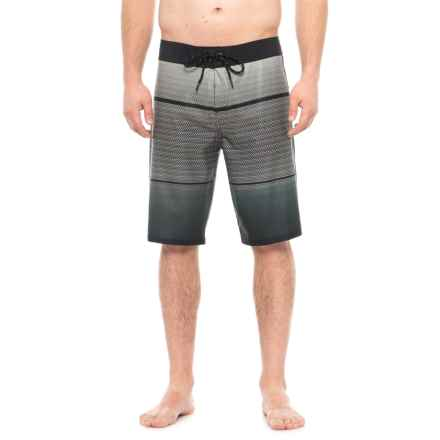 ee5f57f338 Oakley Eikon 20 Board Shorts (For Men) in Blackout - Closeouts