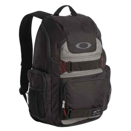 Oakley Enduro 25L Crestible Backpack in Jet Black - Closeouts