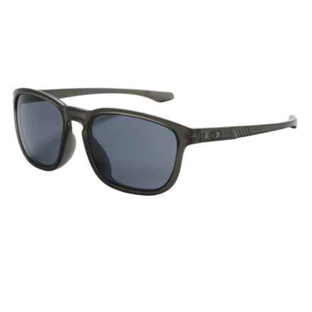 Oakley Enduro Sunglasses - Asia Fit in Matte Grey Smoke/Grey - Closeouts
