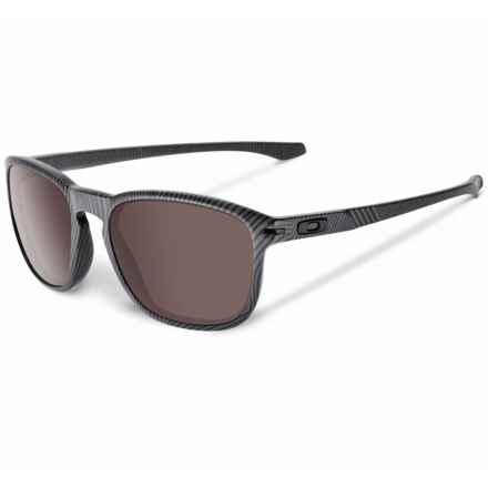 Oakley Enduro Sunglasses in Fingerprint Dark Grey/Warm Grey - Closeouts