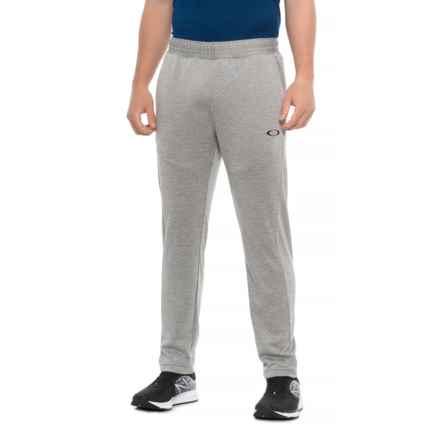 Oakley Enhance Tech Fleece Pants (For Men) in Light Heather Grey - Closeouts