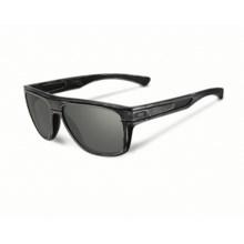 Oakley Fallout Breadbox Sunglasses in Black Decay/Dark Grey - Closeouts