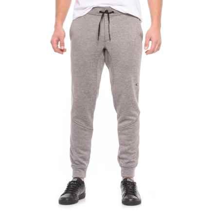 Oakley Flak Fleece Sweatpants (For Men) in Athletic Heather Grey - Closeouts