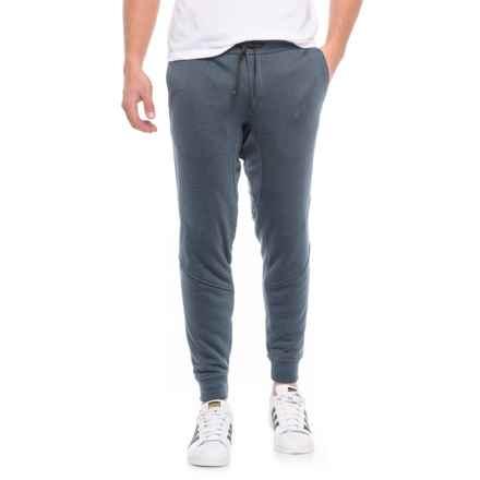 Oakley Flak Fleece Sweatpants (For Men) in Fathom Heather - Closeouts