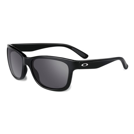 Oakley Forehand Sunglasses Polarized Iridium(R) Lenses (For Women)