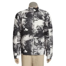Oakley Freight Down Jacket (For Men) in White Evercamo - Closeouts