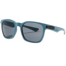 Oakley Garage Rock Sunglasses in Blue/Grey - Closeouts