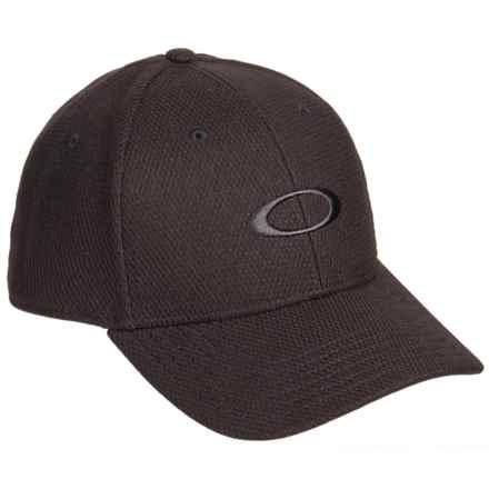 b79fd1518ddbcc Oakley Golf Ellipse Baseball Cap (For Men) in Black - Closeouts