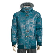 Oakley Landic Ski Jacket - Waterproof, Insulated (For Men) in Legion Blue/Foil - Closeouts