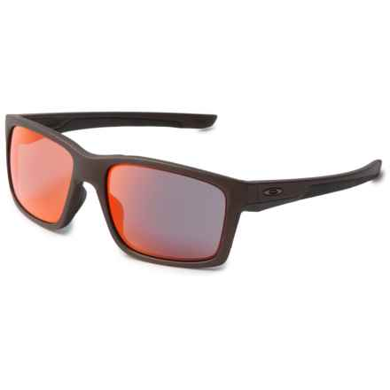 Oakley Mainlink Sunglasses - Iridium® Lenses in Corten/Torch - Overstock
