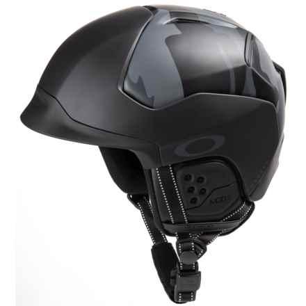 Oakley Mod5 Factory Pilot Ski Helmet (For Men) in Matte Night Camo - Closeouts