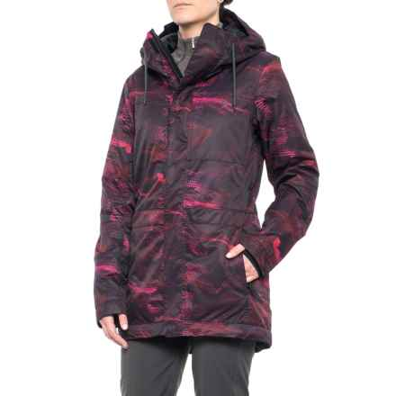 Oakley Moonshine Biozone 2.0 Jacket - Waterproof, Insulated (For Women) in Prizm Print - Closeouts