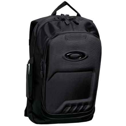 Oakley Motion Tech 2.0 Backpack in Blackout - Closeouts