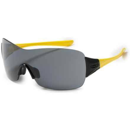 Oakley MPH Miss Conduct Squared Sunglasses (For Women) in Sunflower/Grey - Closeouts