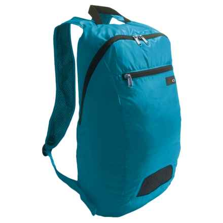 Oakley Packable 18L Backpack in Atomic Blue - Closeouts
