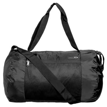 Oakley Packable Duffel Bag in Blackout - Closeouts