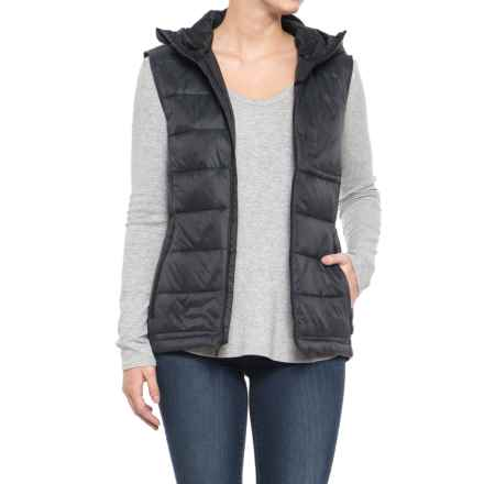 Oakley Rattler Down Vest 2.0 (For Women) in Blackout - Closeouts