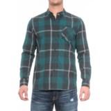 Oakley Shred Woven Shirt - Long Sleeve (For Men)