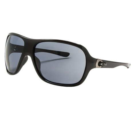 Oakley Underspin Sunglasses (For Women) in Polished Black/Grey