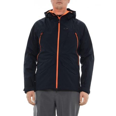 1167357906 Oakley Vertigo 15K Biozone Jacket - Waterproof (For Men) in Fathom