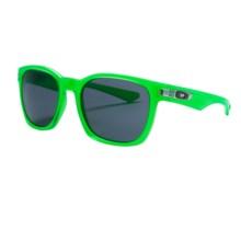 Oakley Wally Lopez Garage Rock Sunglasses in Matte Green/Grey - Closeouts