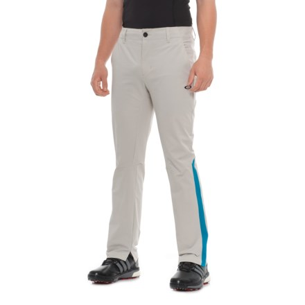 fe4cfef962d Oakley Woven Bubba Long Pants (For Men) in Light Grey - Closeouts
