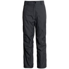 Obermeyer Alta II Shell Ski Pants (For Women) in Black - Closeouts
