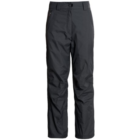 Obermeyer Alta II Shell Ski Pants (For Women) in Black