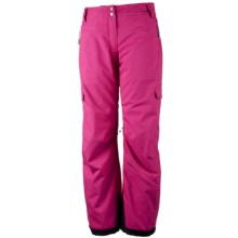 Obermeyer Andorra Pants - Insulated (For Women) in Beetroot - Closeouts