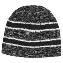 Obermeyer Andy Knit Beanie Hat (For Boys) in Black - Closeouts