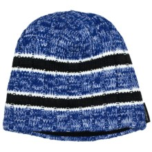 Obermeyer Andy Knit Beanie Hat (For Boys) in Galaxy Blue - Closeouts