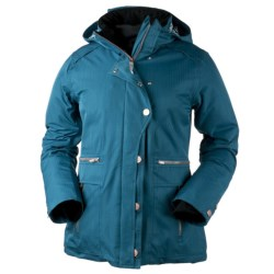 Obermeyer Aria Jacket - Insulated (For Women) in Orion