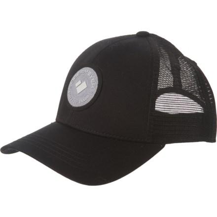 1ae6a062ba1438 Obermeyer Ashcroft Trucker Hat (For Men) in Black