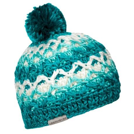 Obermeyer Averee Knit Hat (For Little Girls) in Mermaid