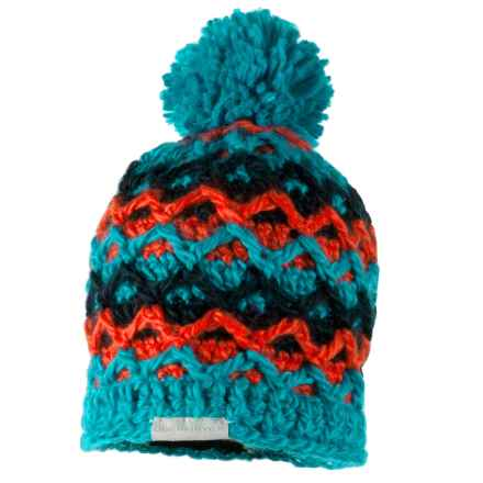 Obermeyer Averee Knit Hat (For Little Girls) in Tigers Eye - Closeouts